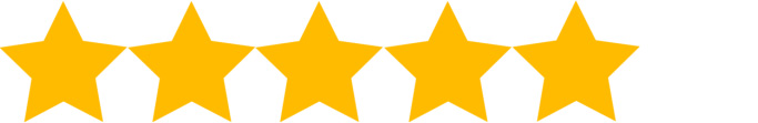 Five Stars for The Gables Cattery Testimonials